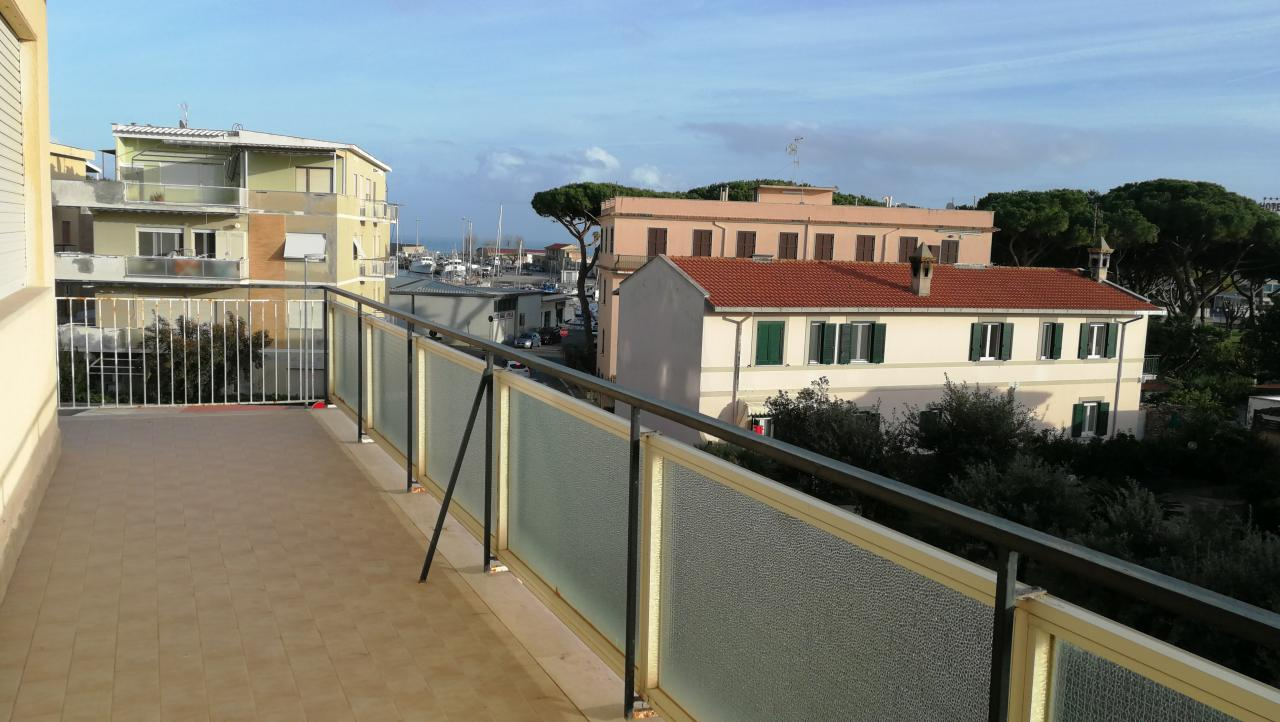 Appartamento vista mare centrale